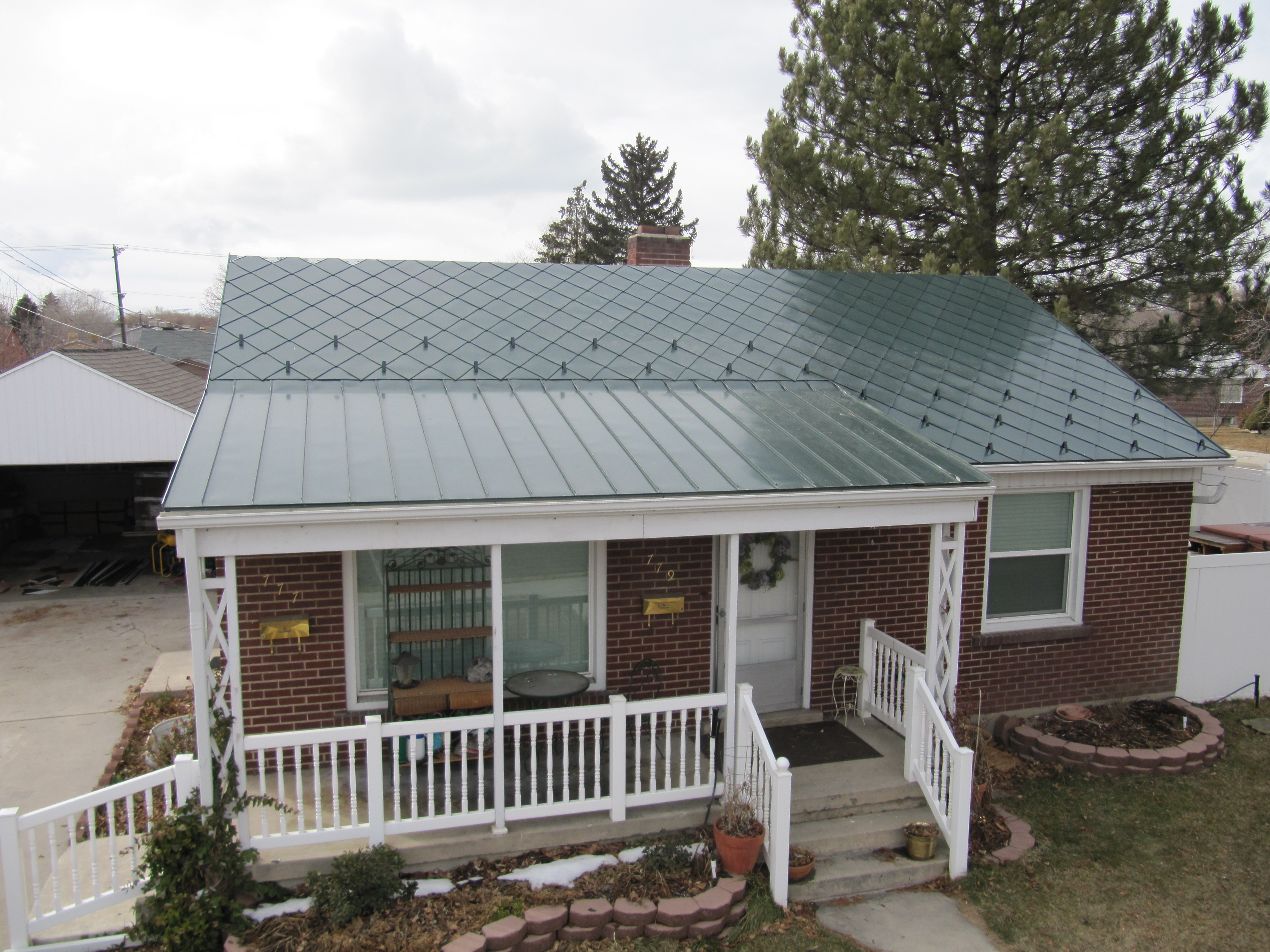 Spengler Industries World Class Copper And Metal Roofing